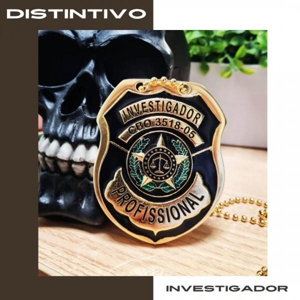 Distintivo Ref.0001