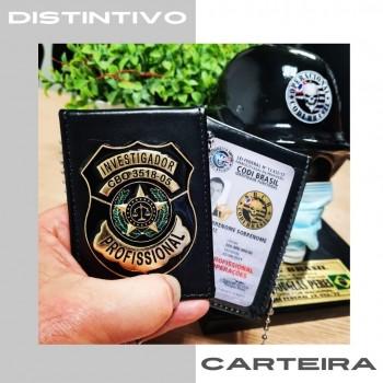 Distintivo + Porta Funcional Ref.0003